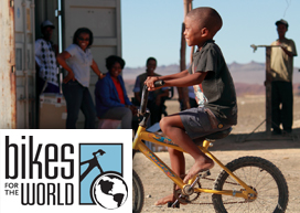 Bikes For The World Create a free website